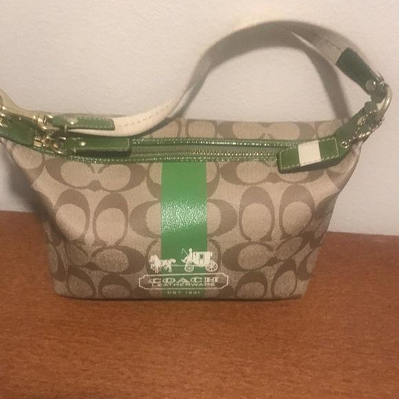 Coach Handbags - Mini Coach Bag